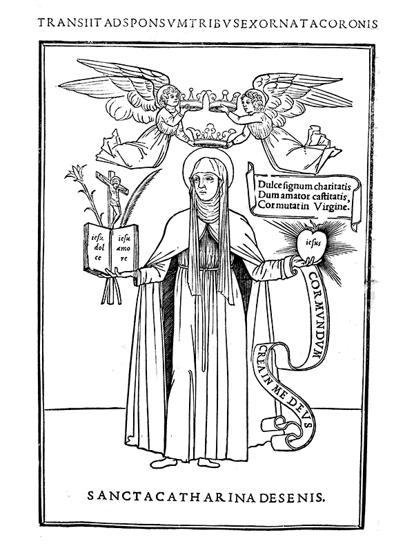le epistole di santa caterina da siena