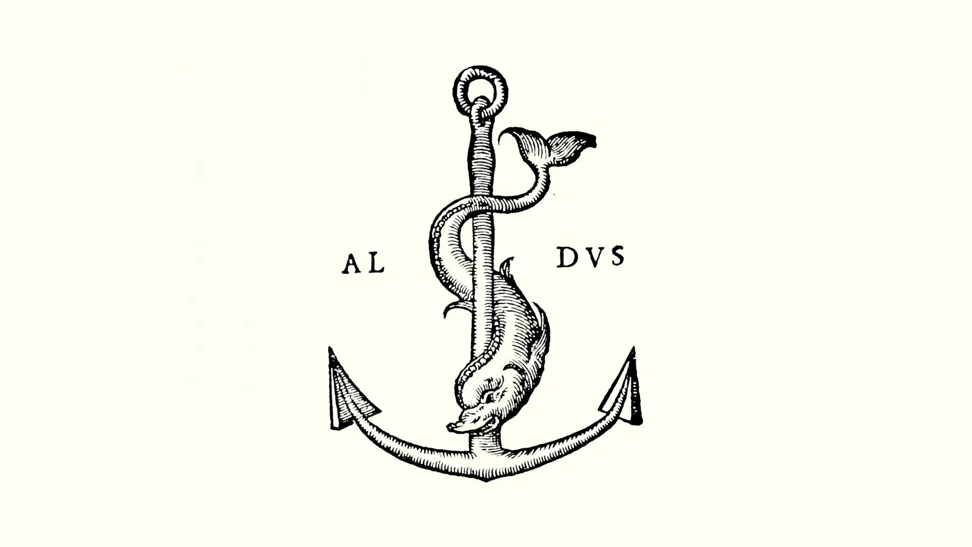 logo edizioni aldine